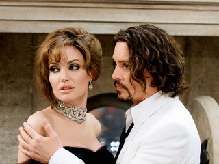 Johnny and Angelina